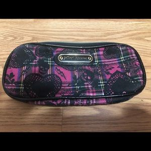 Betsy Johnson makeup bag